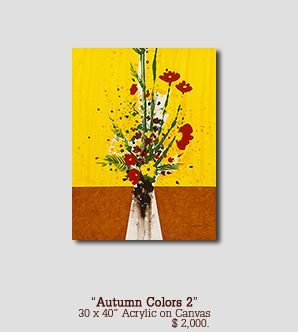 Autumn Colors 2 size 30w x 40h